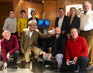 Primera reunión del Consejo Editorial de Archiletras