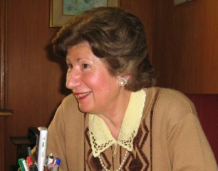 Alicia Zorrilla, elegida presidenta de la Academia Argentina de Letras