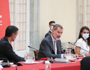Felipe VI afirma que «el español es un motor cultural y económico indudable»