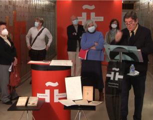 Homenaje al poeta Gil de Biedma en el Instituto Cervantes